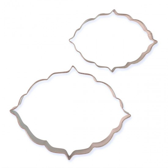 Cookie Plaque 6 Set of 2