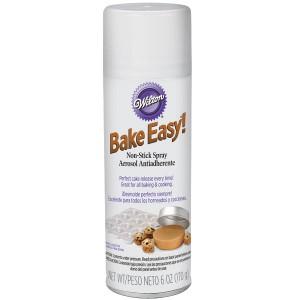 Bake Easy Cake Release Non-Stick Spray Wilton