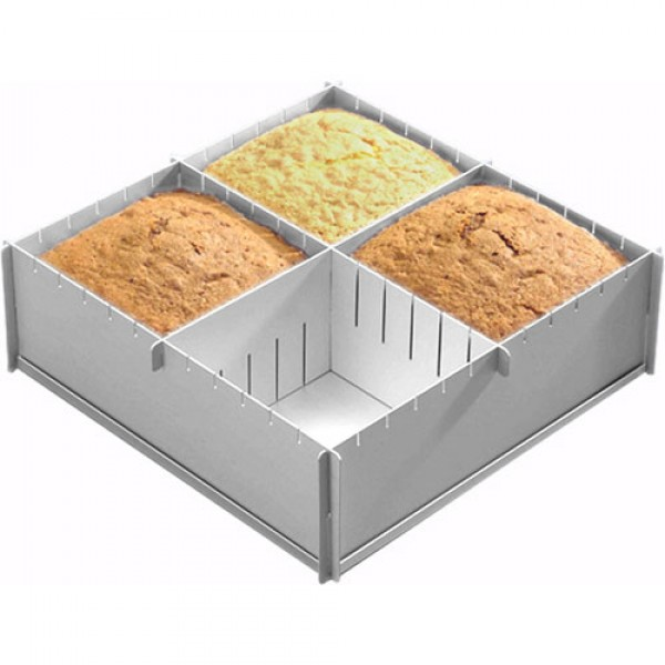 Alan Silverwood 12-inch Multisize Cake Pan