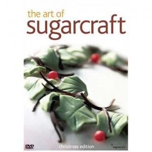 The Art of Sugarcraft Christmas Edition DVD