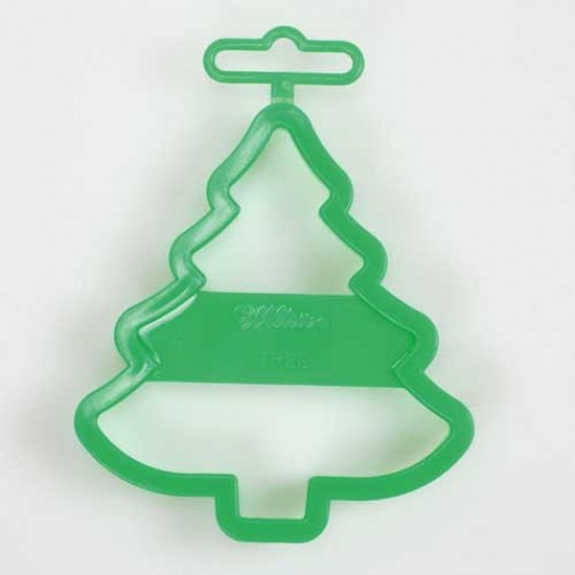 Christmas Tree Cookie/ biscuit Cutter 92x80mm