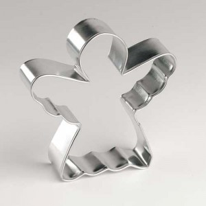 Angel Cookie Cutter 89mm