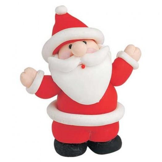 Claydough Santa