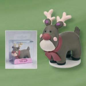Claydough Reindeer