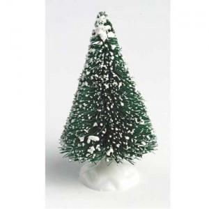 Bristle Christmas Tree 62mm