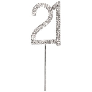 Diamante Number 21 (New Style)