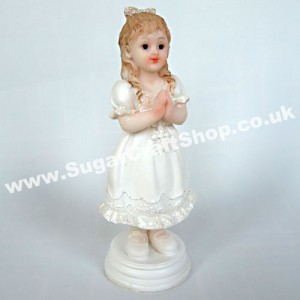 Praying Girl Standing 12cm