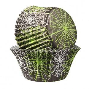 Spiderweb Cupcake Cases x25