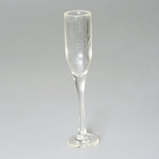 Champagne Flute Decorations 60mm