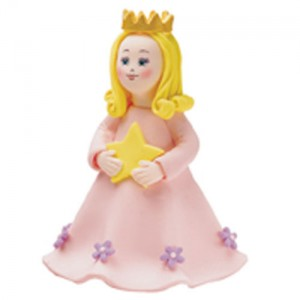 Claydough Princess with Star