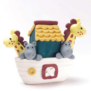 Claydough Noah's Ark - Culpitt 222030