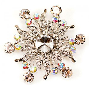 Fashion Brooch 75mm