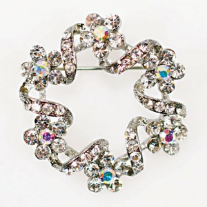 Fashion Brooch 40mm