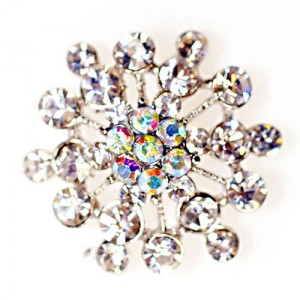 Fashion Brooch 32mm