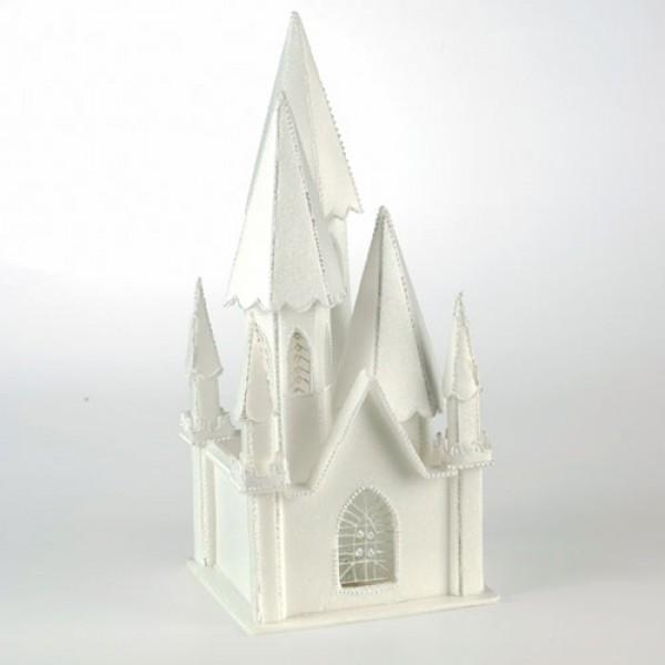 Church Cake Topper Sugar Craft