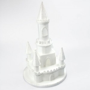 Styrofoam Castle - 280mm