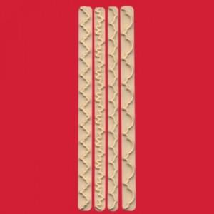 Straight Frill Set 1 (1-4) - FMM