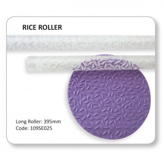 Embossed Rice Roller 395x20mm