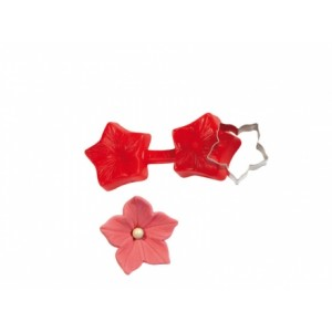 Petunia Cutter and Mould Set