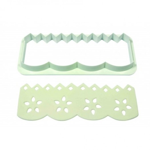 Straight Frill Cutter Broderie Anglaise