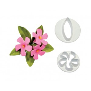 Lesser Periwinkle Cutter Set of 2