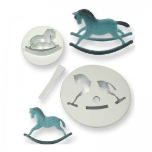 Rocking Horse Cutter Set of 2