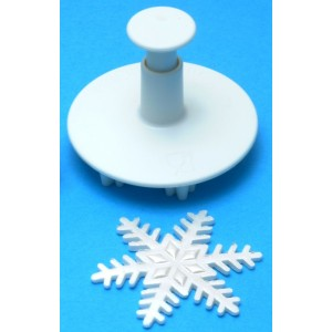 Snowflake Plunger Cutter Medium - PME SF706