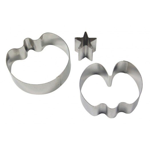 Sweet Pea Cutter Medium (Set of 2) + Star Calyx