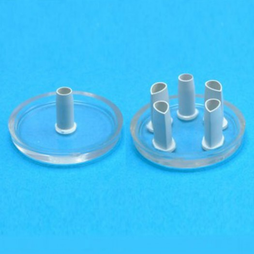 Broderie Anglaise Round and Horseshoe Eyelet Cutters - PME BA400