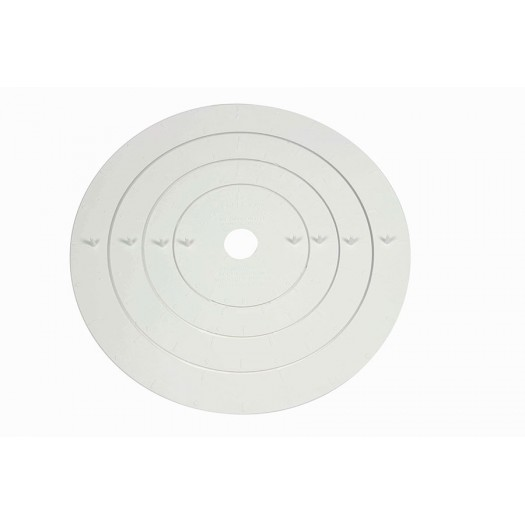 Cake Markers Set of 4 Discs