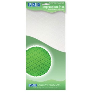 Impression Mat Small Diamond Design