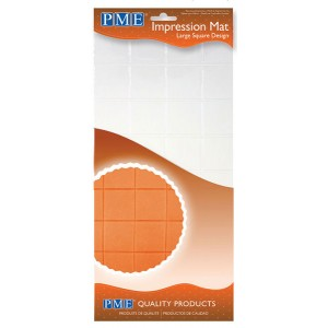 Impression Mat Large Square Design