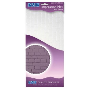Impression Mat Brick Design