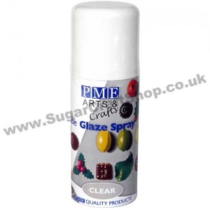 PME Edible Glaze Spray - Clear £5.50 INSTORE