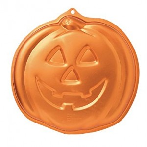 Wilton Pumpkin Tin shaped Pan
