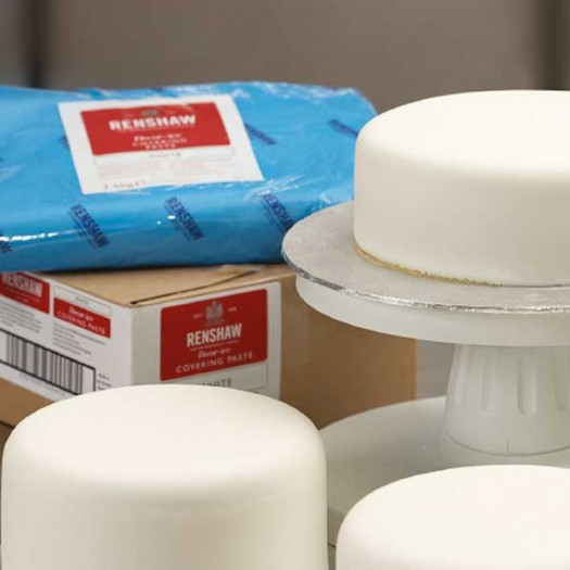 Renshaw Covering Paste Ivory 1kg