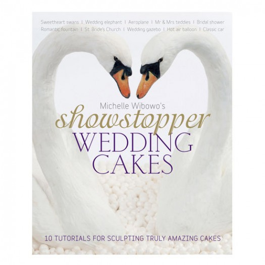 Book Showstopper Wedding Cakes by Michelle Wibowo