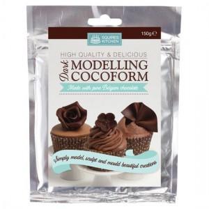 Cocoform Modelling Paste Dark 150g
