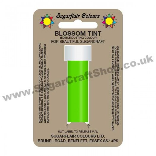 Sugarflair Blossom Tint - Apple Green