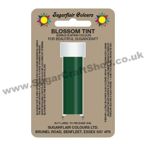 Sugarflair Blossom Tint - Forest Green