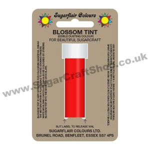 Sugarflair Blossom Tint - Red