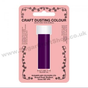 Sugarflair Craft Dusting Colour - Deep Purple