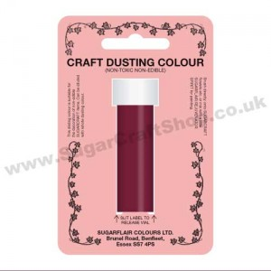 Sugarflair Craft Dusting Colour - Plum