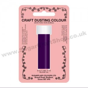 Sugarflair Craft Dusting Colour - African Violet