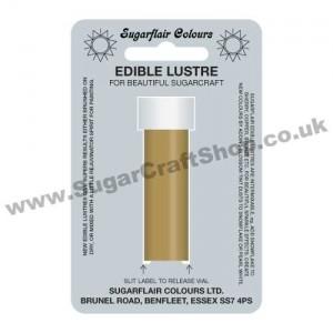 Sugarflair Edible Lustre - Antique Gold