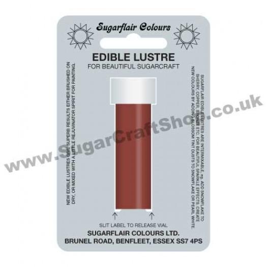 Sugarflair Edible Lustre - Claret Wine