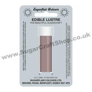 Sugarflair Edible Lustre - Dusky Lilac