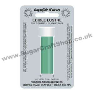 Sugarflair Edible Lustre - Frosty Holly