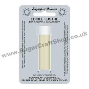 Sugarflair Edible Lustre - Pearl Ivory
