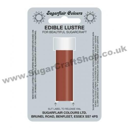 Sugarflair Edible Lustre - Sherry